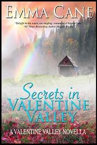 cover of Secrets in Valentine Valley