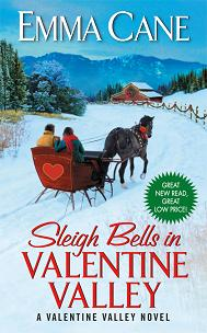 cover for Sleigh Bells in Valentine Valley