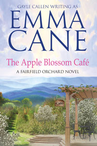 cover of The Apple Blossom Cafe